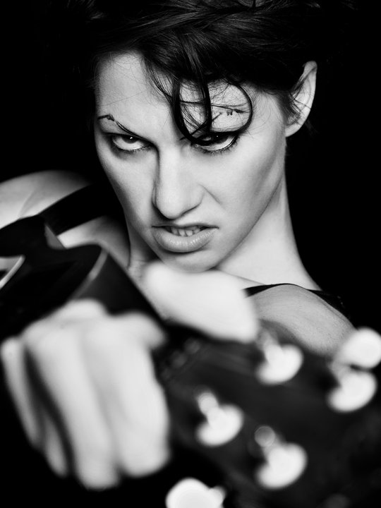 Amanda Palmer S Muff Video Obliges You To Pull Hair Out Of